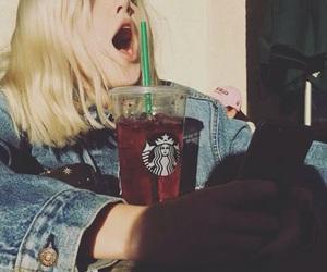 blonde, girl, and grunge image