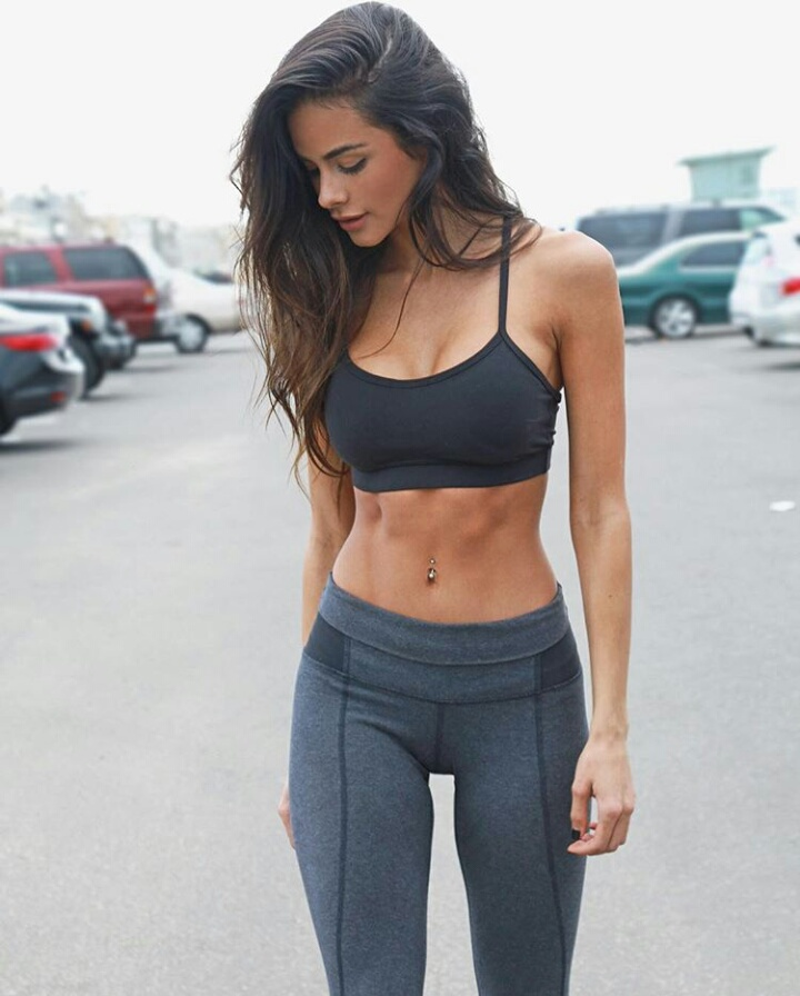 image about girl in fitness inspiration by a m a r i