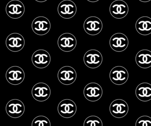 bitch, wallpaper, and chanel image