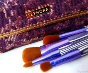 makeup, sephora, and Brushes image