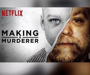 documentary, netflix, and making a murderer image