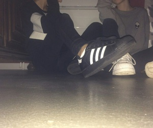 adidas, best friend, and brandy image