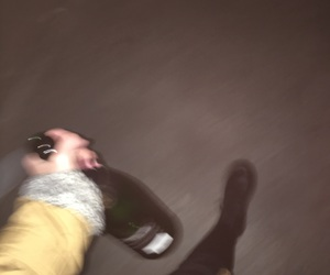 alcohol, cold, and night image