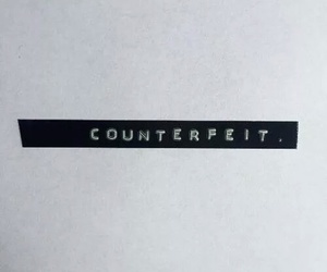 counterfeit, Jamie Campbell Bower, and music image