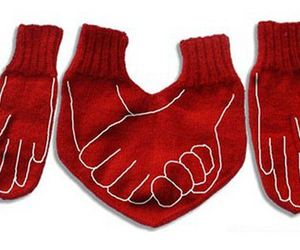 love and gloves image