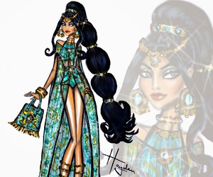 jasmine, hayden williams, and disney image