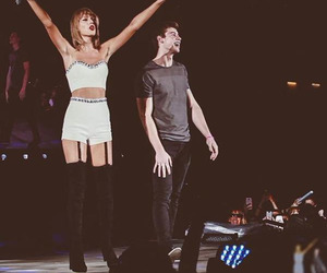shawn mendes, Taylor Swift, and singer image