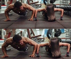 couple, goals, and strong image