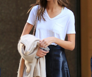 model, taylor hill, and style image