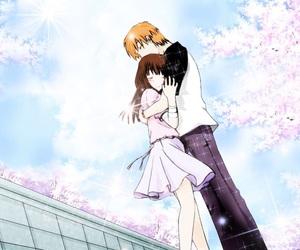 fruits basket, anime, and couple image