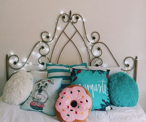 beauty, bedroom, and decor image
