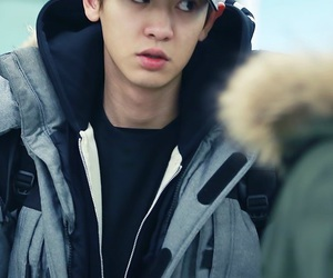 beautiful, handsome, and parkchanyeol image