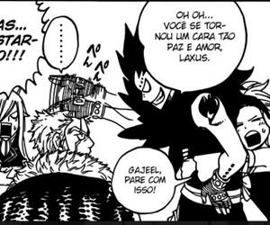 anime, levy, and manga image