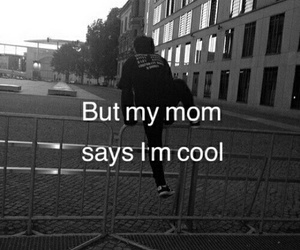 cool, grunge, and mom image
