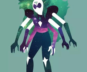 fusion, steven universe, and crystal gems image