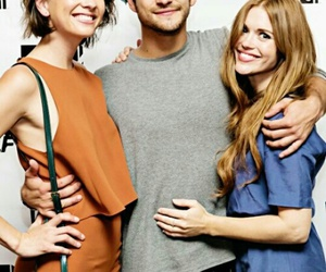 tyler posey, shelley henning, and hollan droden image