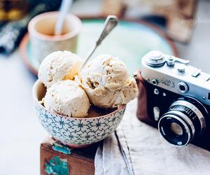 caramel, dessert, and foodie image
