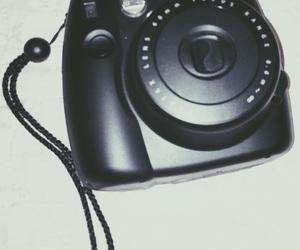black, camera, and mini image