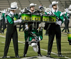 marching band, music, and cavaliers image