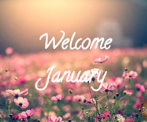 2016 and welcome january image