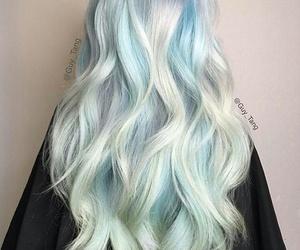 blue, pretty, and color image