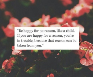quote and happy image