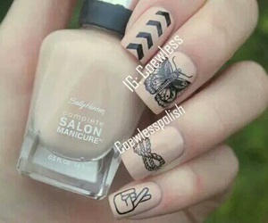 nails, one direction, and Harry Styles image