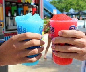photography, summer, and drink image