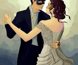 tessa gray, will herondale, and book image