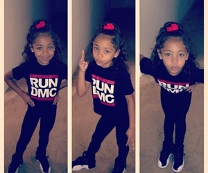 cute, swag, and kids image
