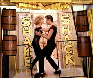 grease, dance, and Sandy image