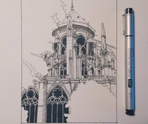 architecture and drawing image