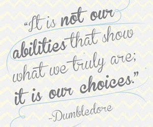 harry potter and harry potter quotes image