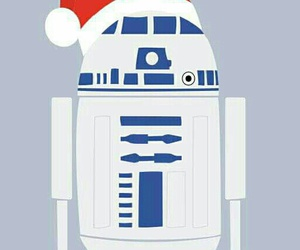 r2d2, star wars, and cute image