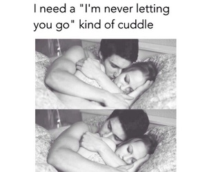 cuddles and love image