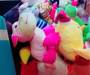 Chicken, juguete, and tierno  image
