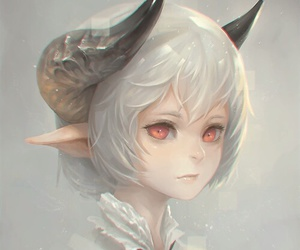 art, anime, and fantasy image