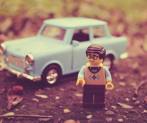 lego, vintage, and car image