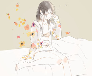 morning and tired image