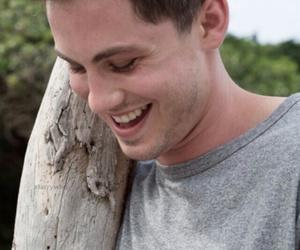 logan lerman, boy, and smile image