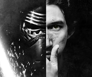 ben, star wars, and the force awakens image