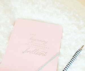 girly, inspiration, and notebook image