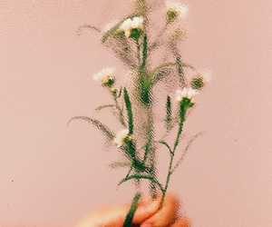 'indie', 'flowers', and 'hands' image