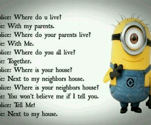 happy, minions, and smile everyday image