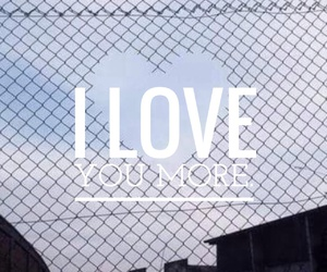easel, font, and I Love You image