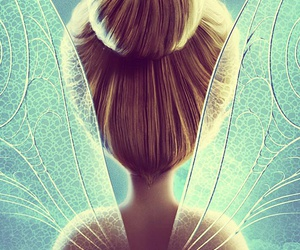 disney, tinkerbell, and fairy image