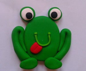 fimo and grenouille image