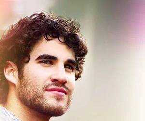 glee, handsome, and darren criss image