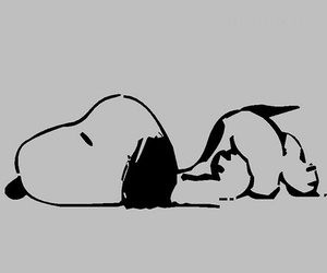 snoopy, wallpaper, and dog image