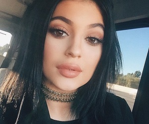 kylie jenner, lips, and jenner image
